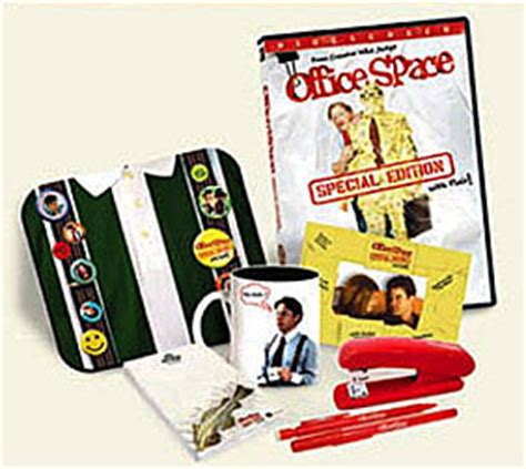 Office Space Gifts Dvd Fanboy With Hammond