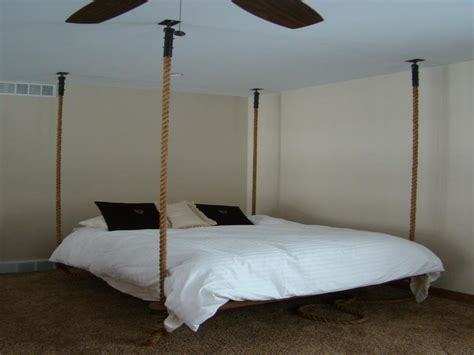 Interior decoration of house pictures, hanging rope beds