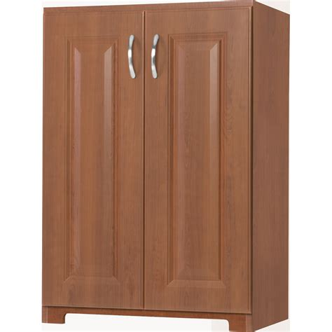 Estate Storage Cabinets Shop Estate By Rsi 34 5 In H X 23 75 In W X 16 62 In D Wood Composite Multipurpose Cabinet At