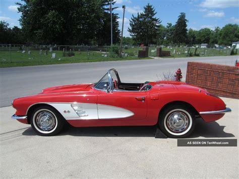 best auto repair manual 1959 chevrolet corvette seat position control 1959 chevrolet corvette base convertible