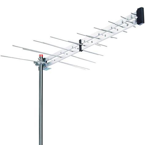 boostwaves yagi roof top tv antenna optimized hdtv digital