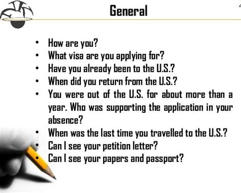 F1 Visa Questions And Answers For Mba by Usa Questions For Student Visa With Answers
