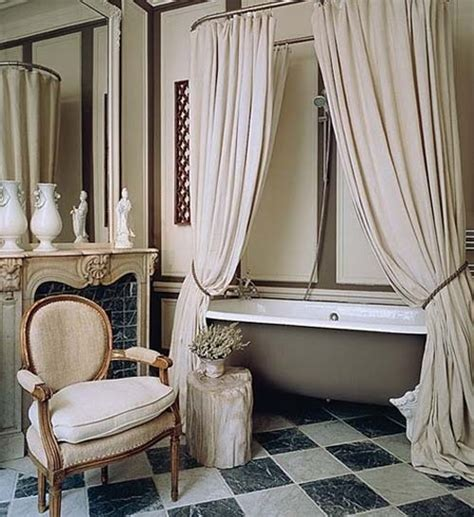 Home Decor Curtain Ideas by Cottage Bathroom Curtain Ideas Home Decor Interior Design