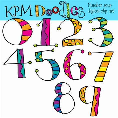 printable clip art numbers clip art numbers cliparts co