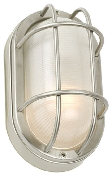 Marine Grade Outdoor Light Fixtures Oval Bulkhead Marine Wall Light Energy 49856es 1 Ss Style Outdoor Wall