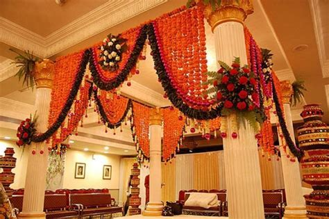 Indian Wedding House Decoration, Home Decor Ideas for