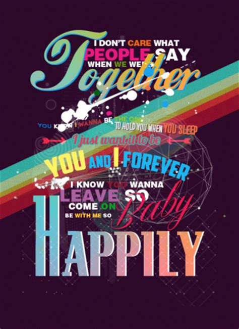 1d One Direction Happily Lyric Iphone one direction images happily wallpaper and background