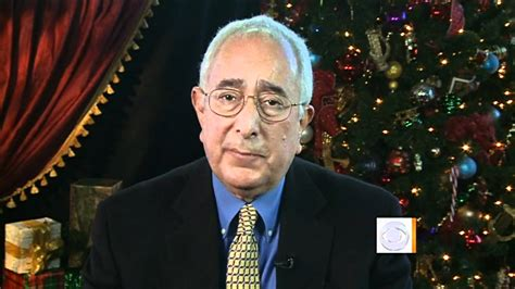 ben stein s unique christmas perspective youtube