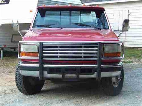 1990 ford f350 mpg 1990 ford f350 diesel mpg