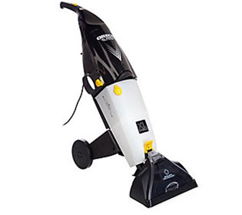 oreck rug cleaner oreck xl shield power scrubber carpet floor cleaner qvc