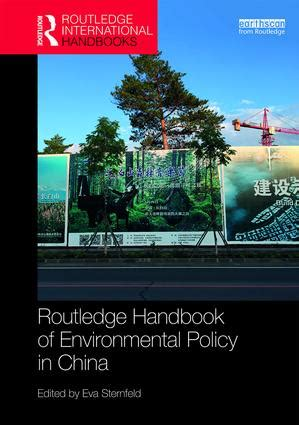 routledge handbook of national and regional policies books environment sustainability routledge