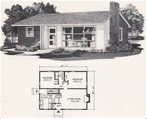 small retro house plans retro mid century modern plan weyerhauser design no