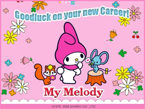 My Melody Birthday Card My Melody Birthday Card 28 Images My Melody Birthday