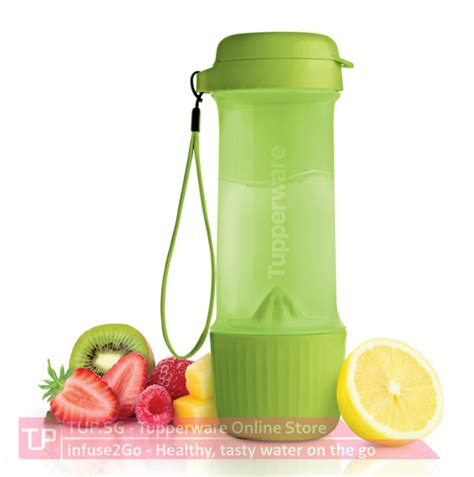 Tupperware Infused2 Go 1pcs Hijau infused2 go bottle daftar update harga terbaru indonesia