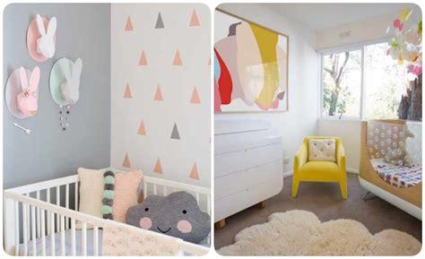 decoracion habitacion bebe moderna 10 habitaciones de beb 233 creativas y modernas