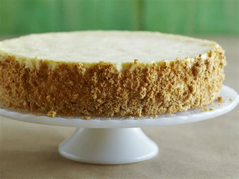 Alton Brown Cheesecake Recipe | sour cream cheesecake recipe alton brown food network