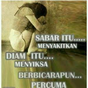image cantik kata kata mutiara kata bergambar putus sakit hati kesedihan dan menyakitkan