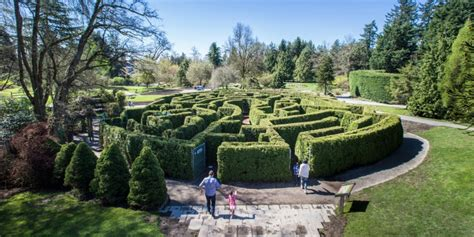 vandusen botanical garden city  vancouver