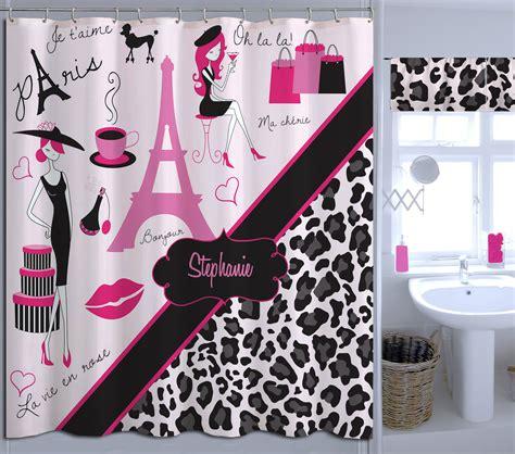 pink cheetah print curtains kids grey pink cheetah print shower curtain paris
