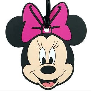 Free Ong Bag Baby 5in1 disney luggage bag tag minnie mouse