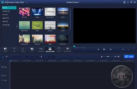 free download video editing software full version with key download wondershare video editor free full crack version