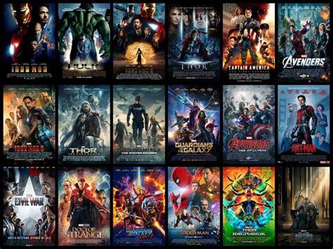 Film Terbaik Marvel | panduan terbaik menonton film marvel sebelum avengers