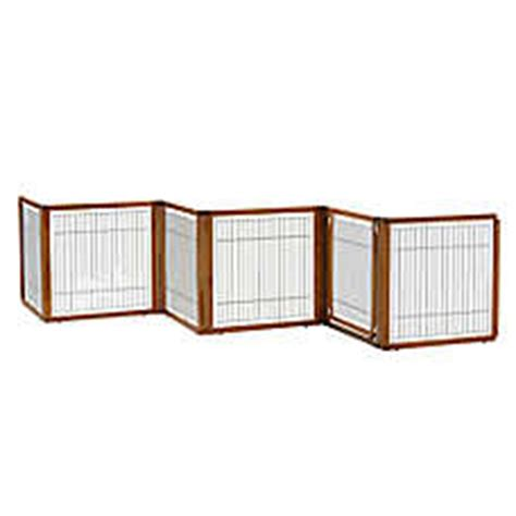 puppy gates petsmart richell convertible elite h6 pet gate doors gates petsmart