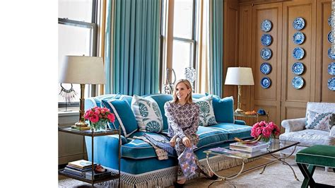 tory burch home decor how tory burch works it cnn com
