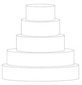 cake template best photos of wedding cake drawing template 5 tier cake