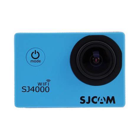 Sjcam 4000 Wifi Jogja sjcam videoc 225 mara deportiva sj4000 wifi azul pccomponentes