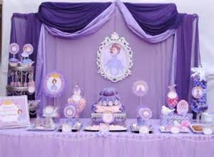 festa princesa sofia infantil 60 dicas