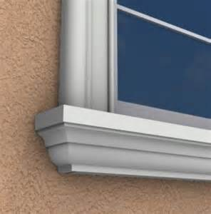 Exterior Window Sill Design Mx216 Exterior Window Sills Molding And Trim Toronto By Mouldex Exterior Interior