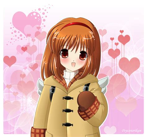 anime valentines day beautiful s day anime artworks