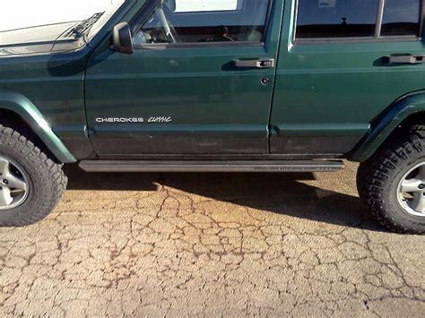 Jeep Xj Rock Sliders Ares Fabrication Xj Rock Sliders Jeep Forum
