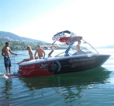 wake boat rental kelowna wake surfing picture of pro wake boat rentals