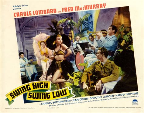 swing high swing low swing high swing low 1937 movie