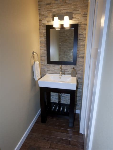 powder room tile ideas contemporary powder room small vanity mirror design