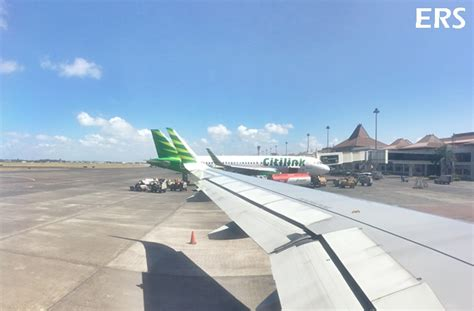 citilink qg 810 review of citilink indonesia flight from surabaya to