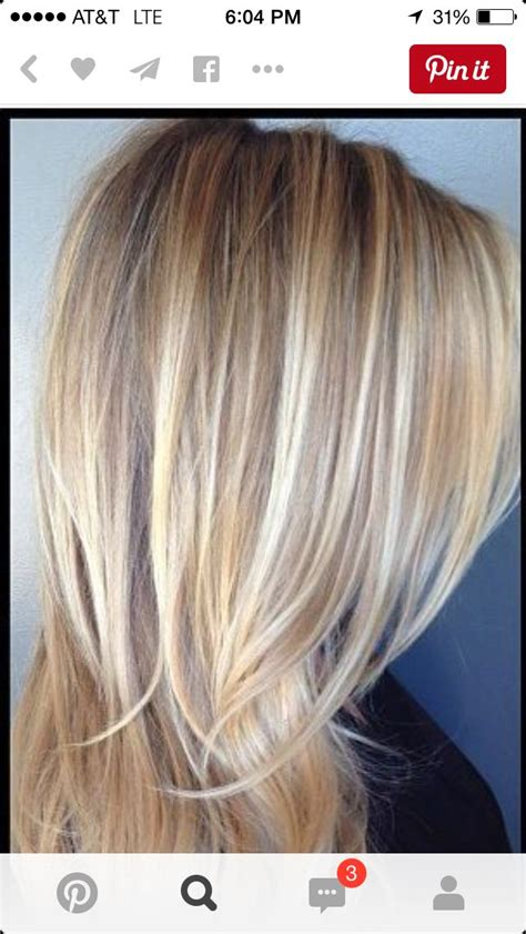using a brush for lowlights 1990 best hair images on pinterest hair colors blondes