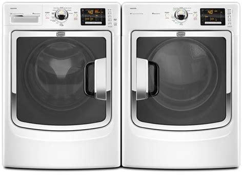 Maytag MED6000XW 27 Inch Electric Steam Dryer with 7.4 cu