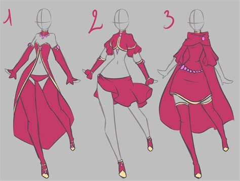 anime design best 25 clothes ideas on drawing anime