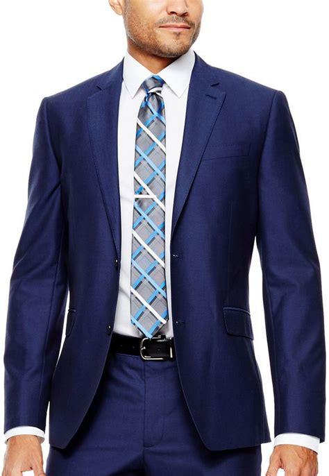 jf j ferrar jf j ferrar blue end on end suit jacket
