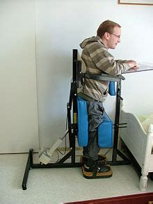 electric standing frame adults standing frame