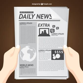 newspaper layout template vector old paper vectors photos and psd files free download