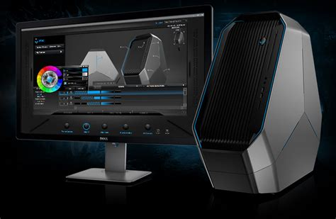 alienware unveils the new area 51 gaming desktop techpowerup forums