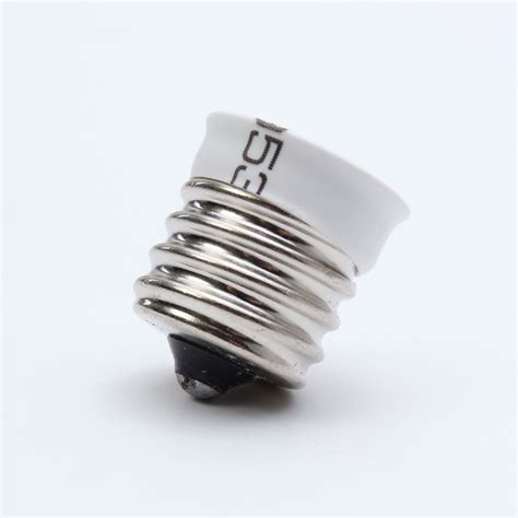 intermediate light bulb adapter intermediate base e17 to candelabra base e12 light bulb