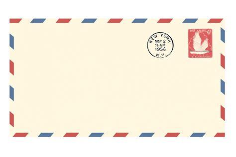 airmail envelope printable airmail envelope vintage 183 free image on pixabay