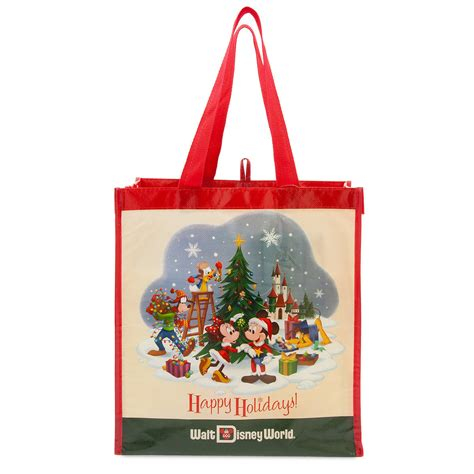 your wdw store disney reusable tote bag mickey