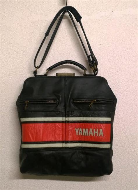 Tas Motor Yamaha yamaha tas unieke creatie ott motoren uitgeestedwin