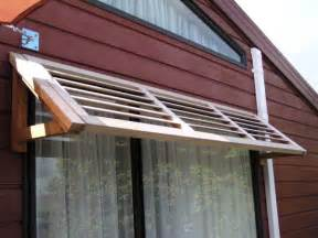wooden awnings for windows simple outside window shades 2016